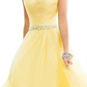Long Prom Dresses, Sexy Prom Dresses, Sweetheart Prom Dresses, Yellow Prom Dresses, Backless Prom Dresses, A-Line Prom Dresses, Beading Prom Dresses, Evening Dresses, Party Dresses, Custom Prom Dresses